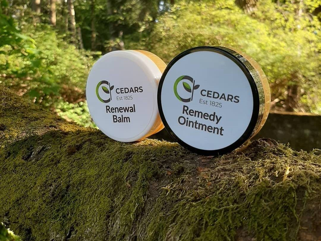 Naturalne kosmetyki z żywicy cedrowej Cedars UK - weź udział w konkursie i wygraj zestaw