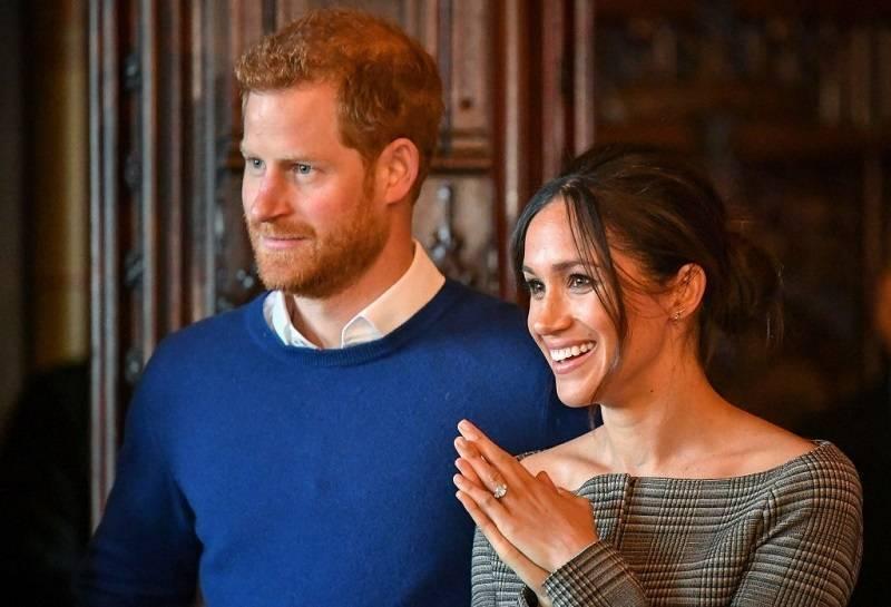 Harry i Meghan mają spędzić święta Bożego Narodzenia z rodziną królewską w UK