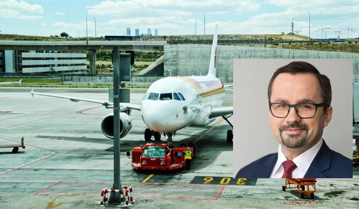 """""""Może uda się  zmniejszyć podwyżki opłat za obsługę lotów""""- polski wiceminister odpowiada na list Michaela O'Leary`ego"""