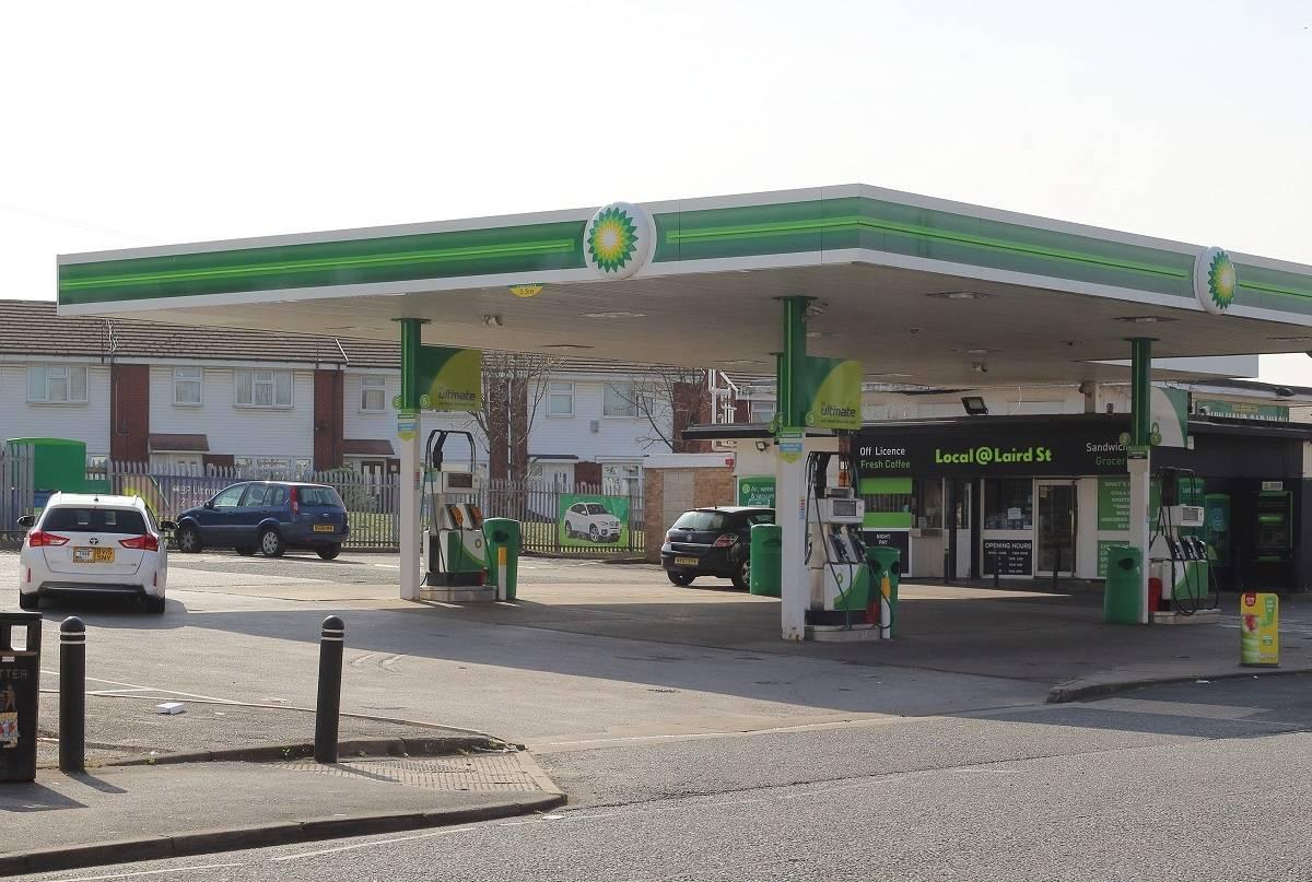 BP zamyka część swoich stacji w UK z powodu niedoboru kierowców ciężarówek