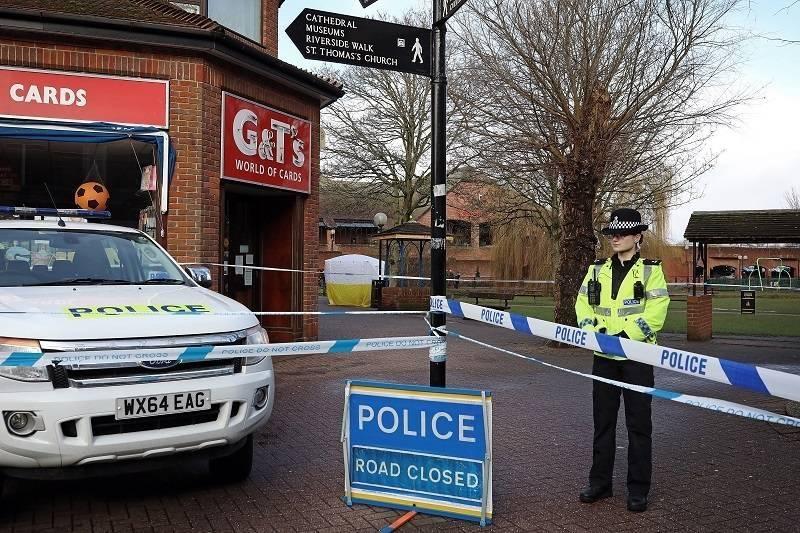 Trzecia osoba oskarżona o otrucie Siergieja Skripala. Według władz brytyjskich za atakiem w Salisbury stoją agenci GRU